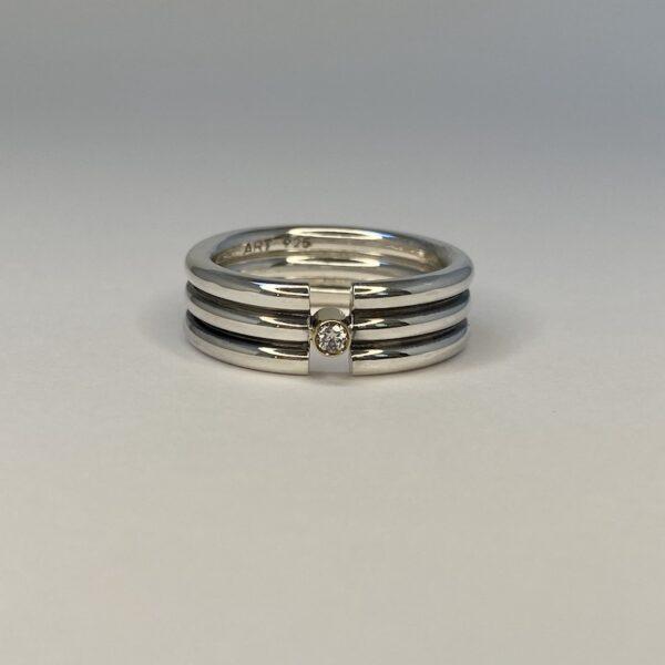 0,010 ct diamant