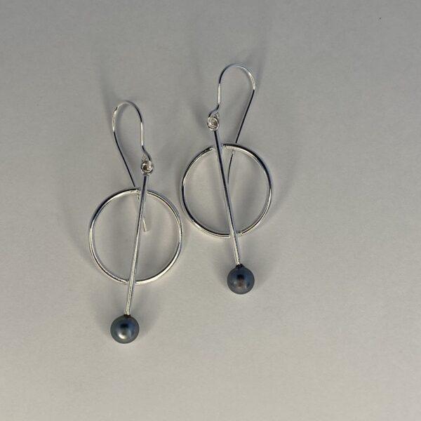Sølv med perler